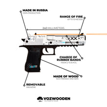 "Load image into Gallery viewer, Desert Eagle ""Printstream"" pistol version Active 