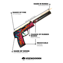 "Load image into Gallery viewer, USP-S ""Hyper Beast"" pistol version Active 
