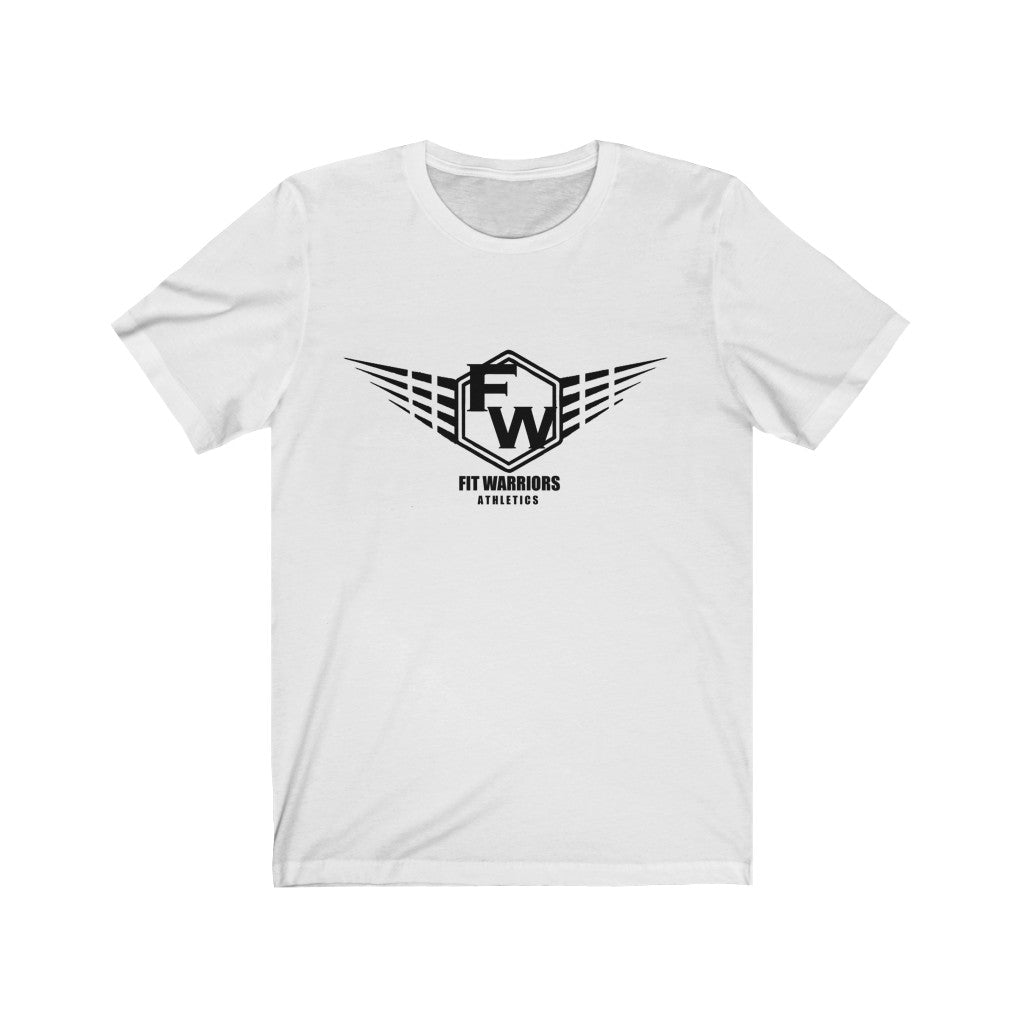 Fit Warriors Athletics ✧ Unisex Jersey Short Sleeve Tee