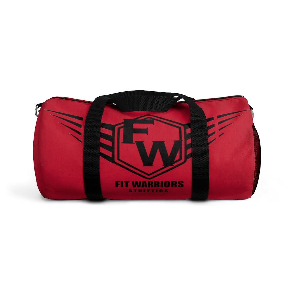 Fit Warriors Athletics ✧ Gym Bag