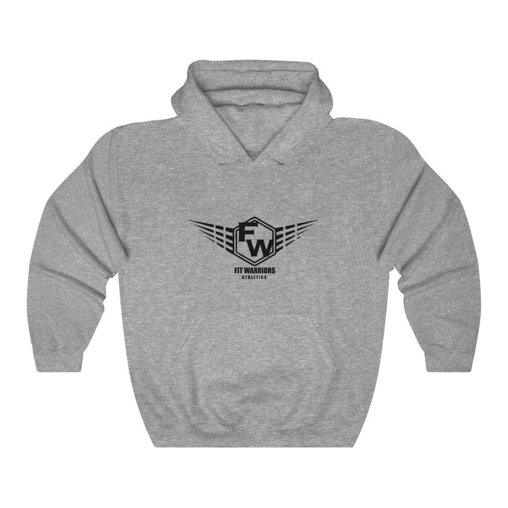 Fit Warriors Athletics ✧ Unisex Heavy Blend™ Hooded Sweatshirt