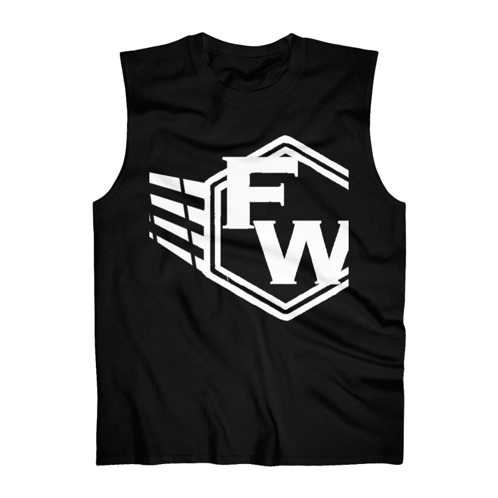 FWA Men's Ultra Cotton Sleeveless Tank