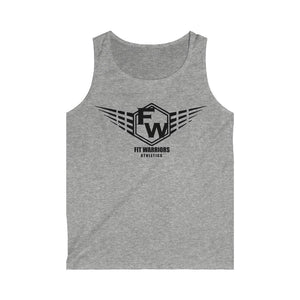 Fit Warriors Athletics ✧ Men's Softstyle Tank Top