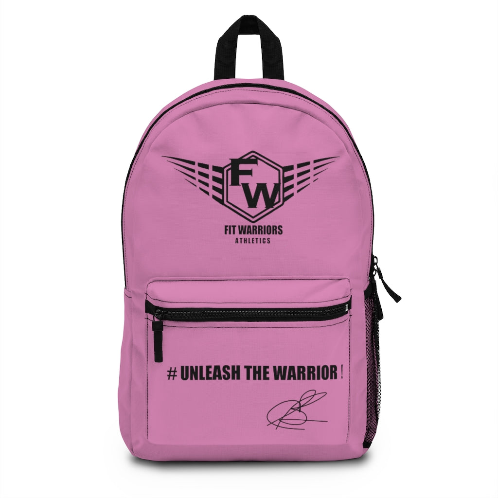 Fit Warriors Athletics ✧ Signature Series Backpack