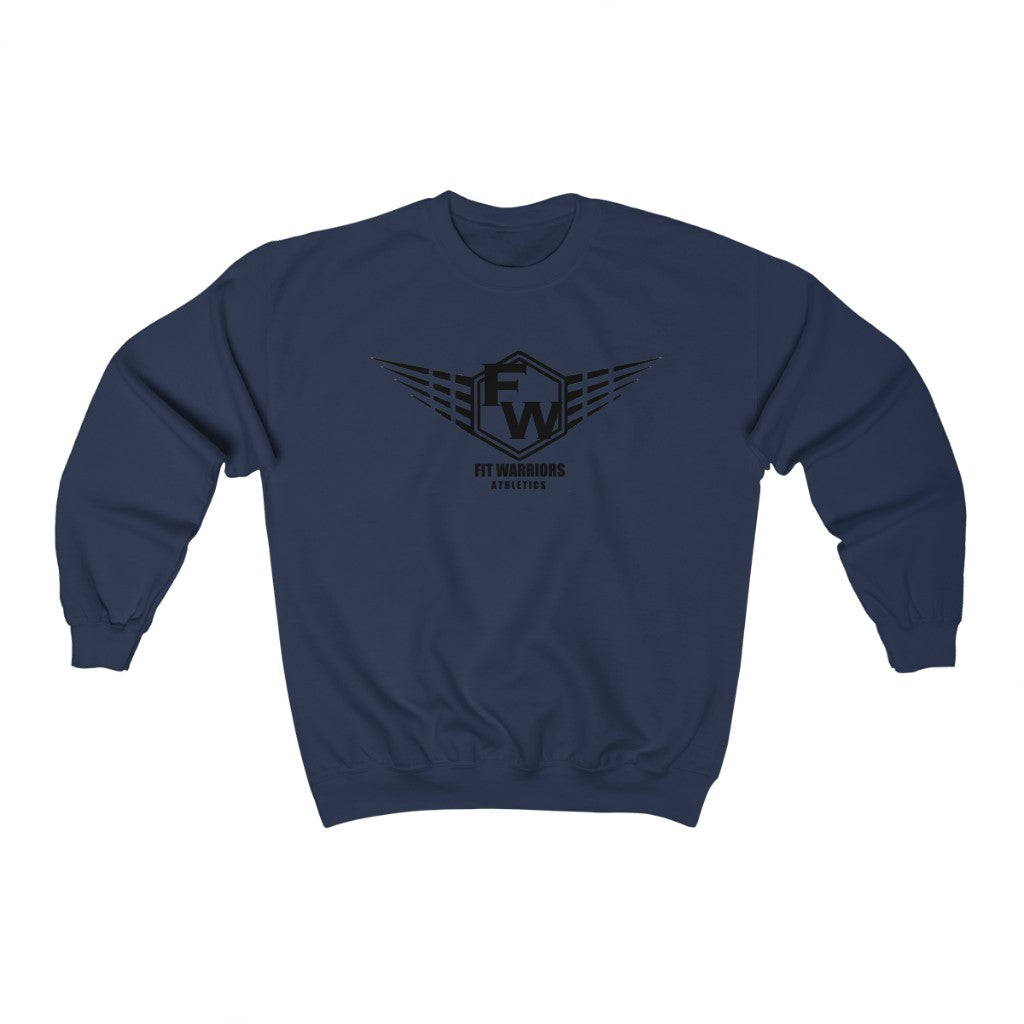 Fit Warriors Athletics ✧ Unisex Heavy Blend™ Crewneck Sweatshirt
