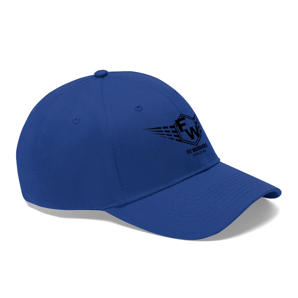 Fit Warriors Athletics ✧ Unisex Twill Hat