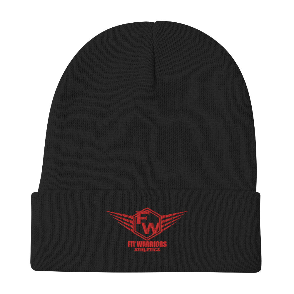 FWA Embroidered Beanie