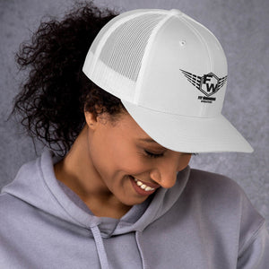 FWA trucker Cap Full logo