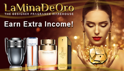 Earn Extra Income Selling Perfumes