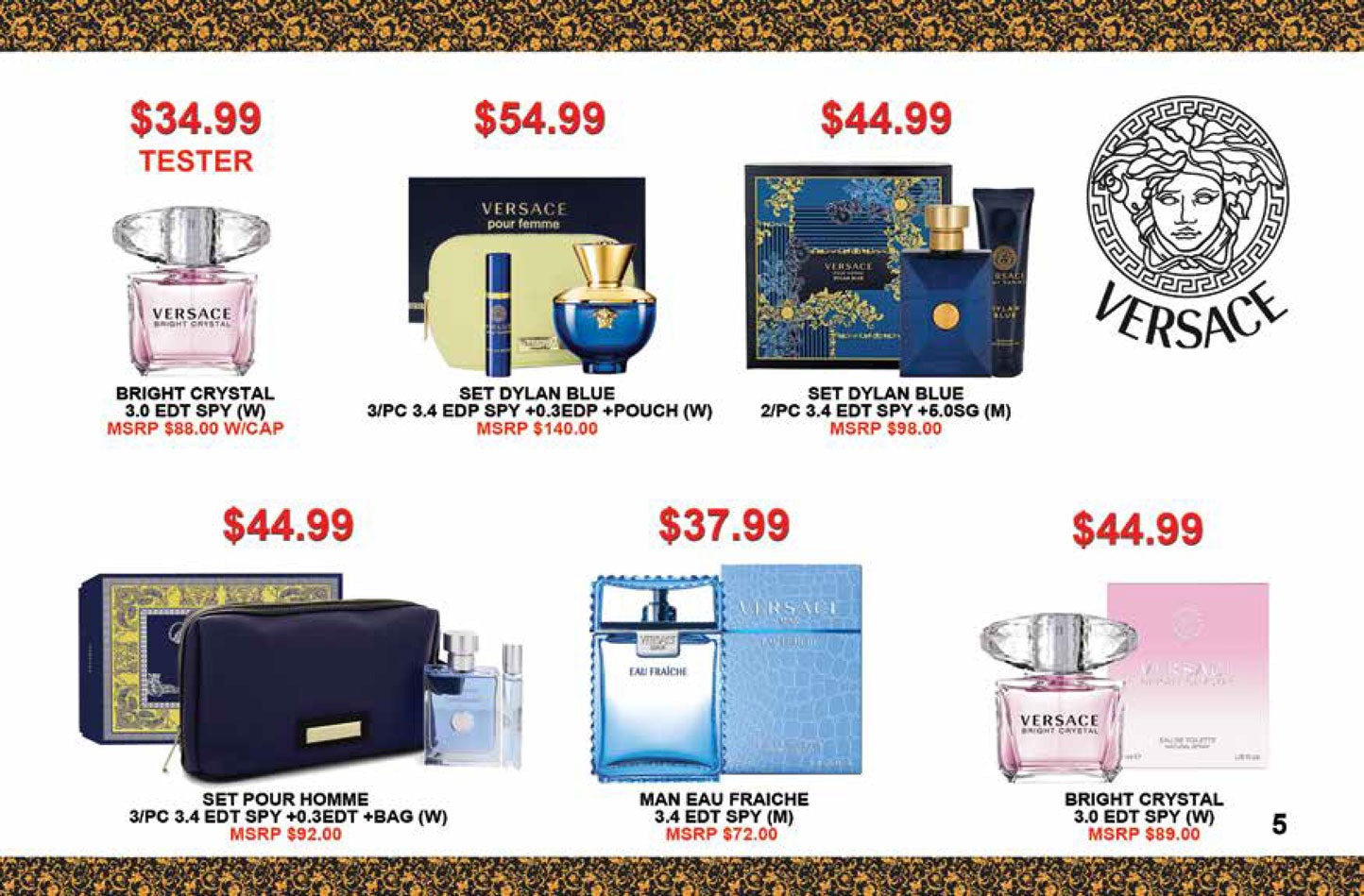 La Mina De Oro Fragrance Specials. June Fragrance Sale! Shop your favorite perfumes
