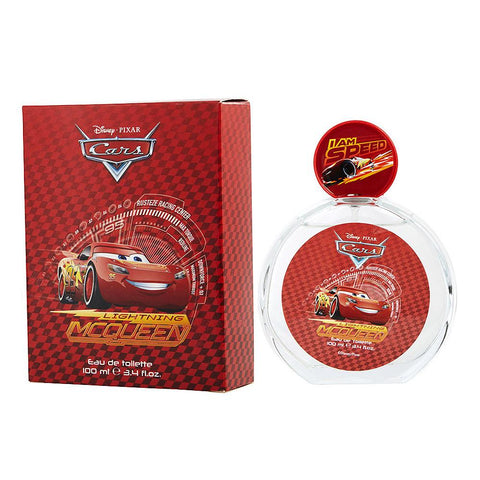 Disney - Cars Lightning Mcqueen Eau De Toilette - 3.4oz