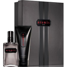 Load image into Gallery viewer, Aramis - Black for Men 2pc EDT Gift Set