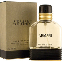 Load image into Gallery viewer, Armani Pour Homme by Giorgio Armani Eau De Toilette – 3.4 oz