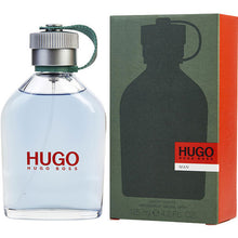 Load image into Gallery viewer, Hugo for Men by Hugo Boss Eau De Toilette - 4.2 oz perfume for men