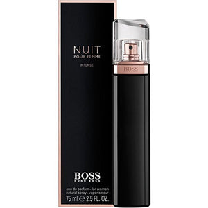 Boss Nuit Pour Femme Intense for Women by Hugo Boss Eau De Parfum - 2.5 oz Fragrance for Women