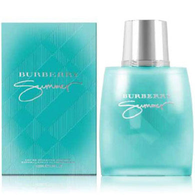 Burberry Summer for Men by Burberry Eau De Toilette - 3.3 oz Perfume for Men