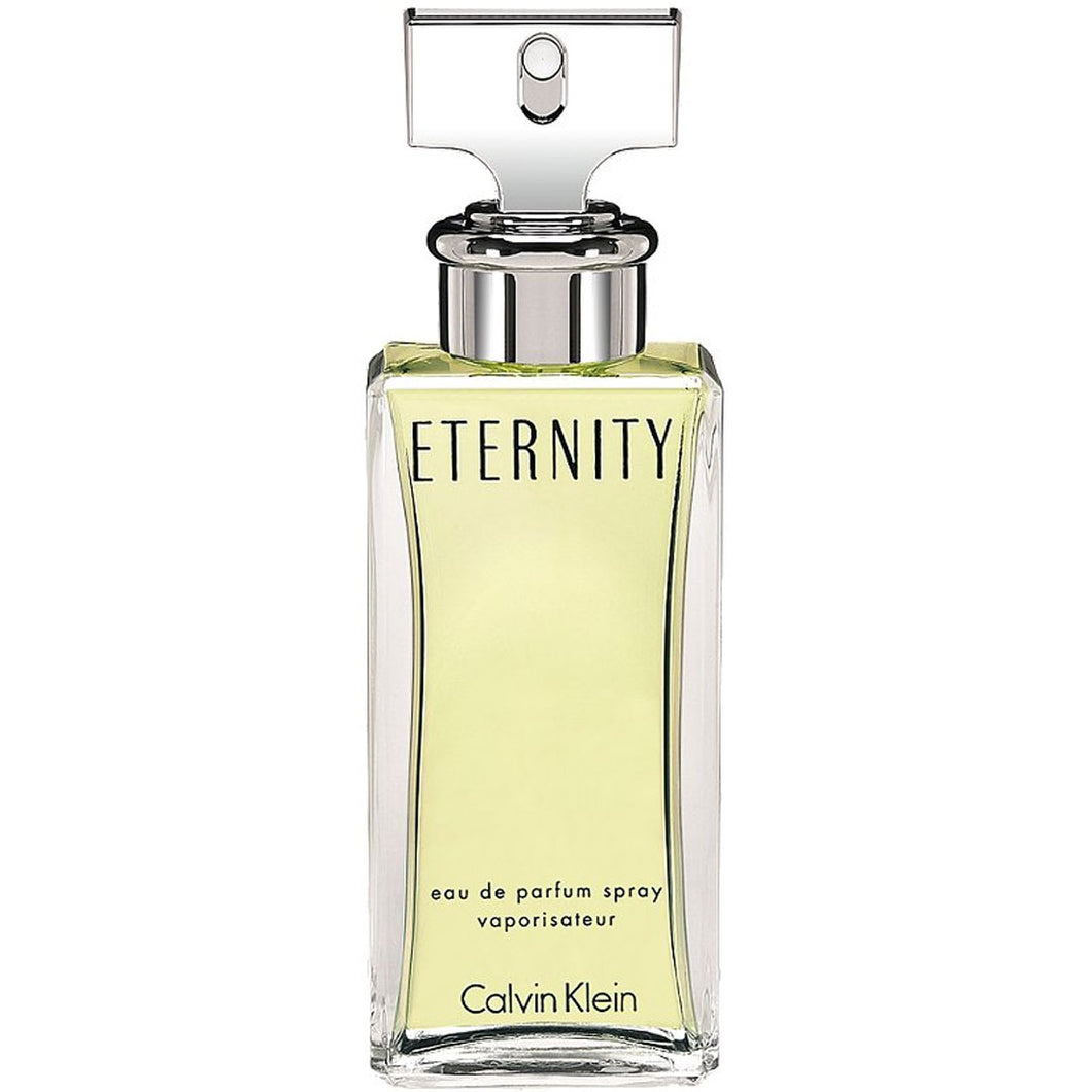 CK Eternity for Women by Calvin Klein Eau De Parfum - 3.4 oz (Tester No Cap)