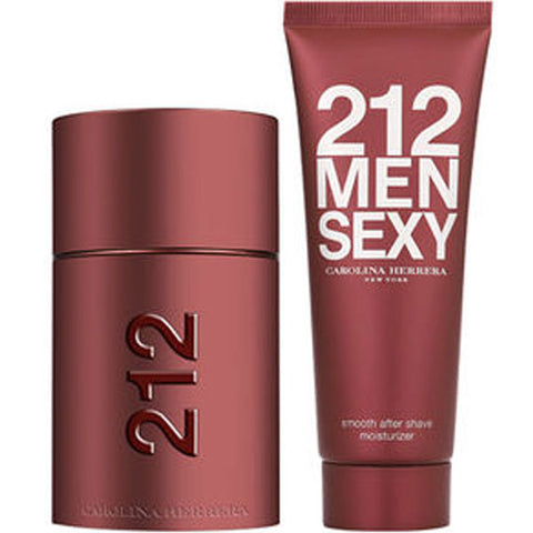 Carolina Herrera - 212 Sexy for Men 2pc EDT Gift Set-laminadeoro.com