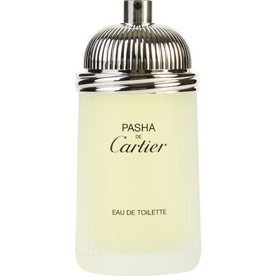 Pasha De Cartier for Men by Cartier Eau De Toilette - 3.4 oz (Tester No Cap) perfume for men