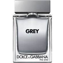 Load image into Gallery viewer, Dolce & Gabbana The One Grey Itense for Men Eau De Toilette - 3.4 oz (Tester) perfume for men