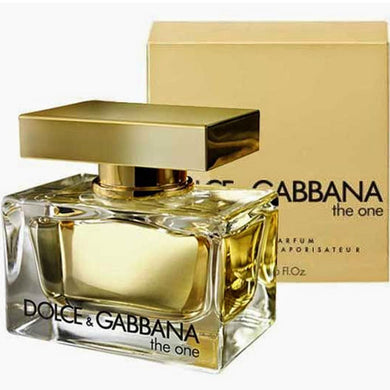 D&G The One for Women by Dolce & Gabbana Eau De Parfum - 2.5 oz Fragrance for Women