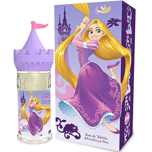 Disney Rapunzel Castle for Kids Eau De Toilette - 3.4 oz