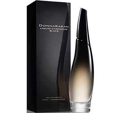 Donna Karan Liquid Cashmere Black for Women Eau De Parfum - 3.4 oz Fragrance for Women