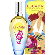 Load image into Gallery viewer, Escada Agua Del Sol for Women Eau De Toilette - 3.3 oz Fragrance for Women
