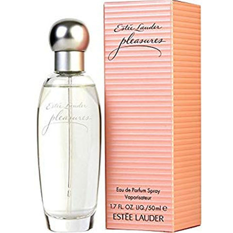 Estee Lauder - Pleasures for Women Eau De Parfum - 1.7oz-laminadeoro.com
