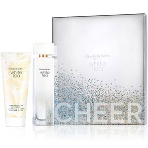 White Tea for Women by Elizabeth Arden 2-piece Gift Set - Eau De Toilette & Body Lotion fragrance for women