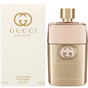 Gucci Guilty Pour Femme for Women Eau De Parfum - 3.0 oz Fragrance for Women