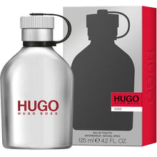 Load image into Gallery viewer, Hugo Iced for Men by Hugo Boss Eau De Toilette - 4.2 oz