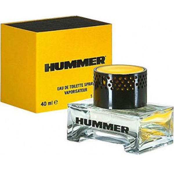 Hummer Yellow for Men Eau De Toilette - 4.2 oz perfume for men