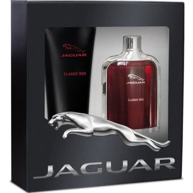 Jaguar Classic Red for Men by Jaguar 2-piece Gift Set - Eau De Toilette & Shower Gel perfume for men