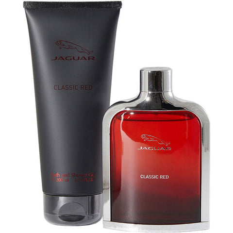 Jaguar - Classic Red for Men 2pc EDT Gift Set-laminadeoro.com