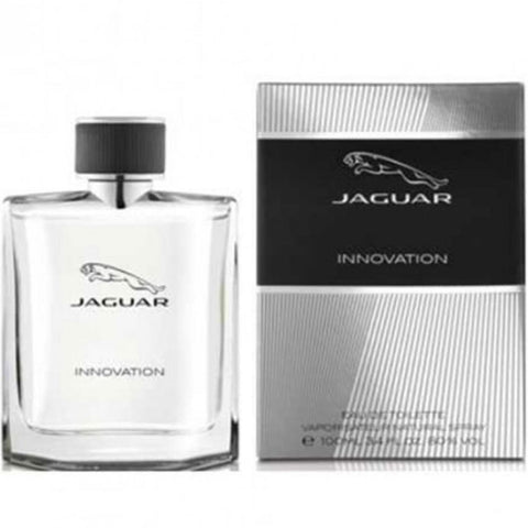 Jaguar - Innovation for Men Eau De Toilette - 3.4oz-laminadeoro.com