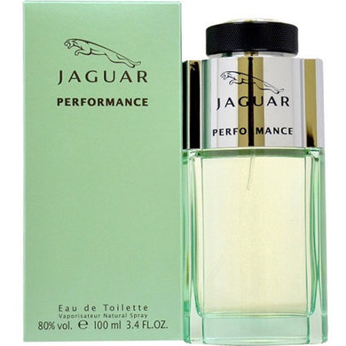 Jaguar Performance for Men by Jaguar Eau De Toilette - 3.4 oz Perfume for Men