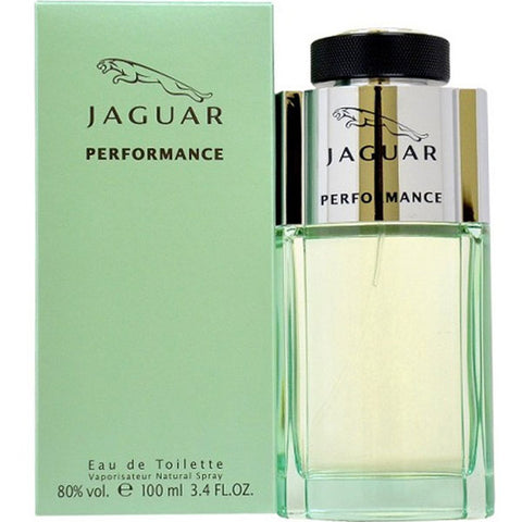 Jaguar - Performance for Men Eau De Toilette - 3.4oz-laminadeoro.com
