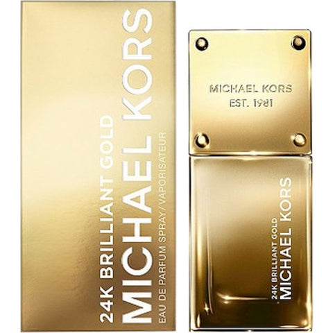 Michael Kors - 24K Brilliant Gold for Women Eau De Parfum - 1.7oz-laminadeoro.com