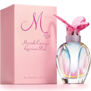 Mariah Carey Luscious Pink for Women Eau De Parfum - 3.3 oz fragrance for women