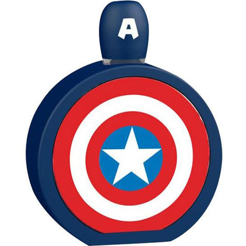 Marvel - Captain America for Men Eau De Toilette - 3.4oz-laminadeoro.com