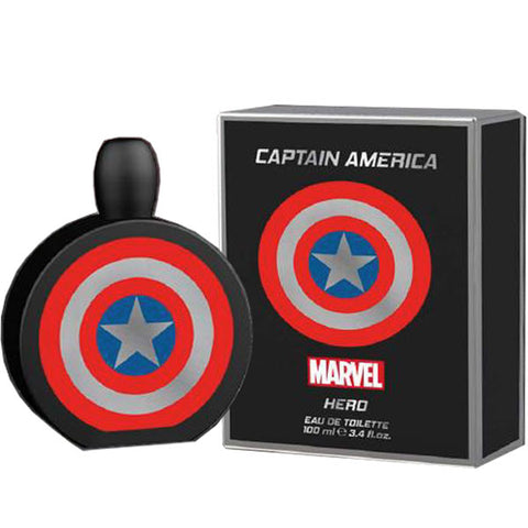 Marvel - Captain America Hero for Men 3pc EDT Gift Set-laminadeoro.com