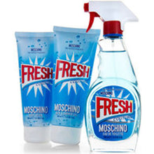 Load image into Gallery viewer, Moschino Fresh Couture for Women 3-piece Set - Eau De Toilette, Body Lotion & Shower Gel fragrance for women