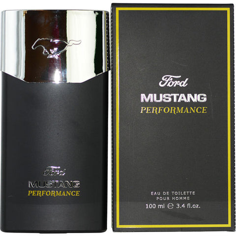 Estee Lauder - Mustang Performance for Men Eau De Toilette - 3.4oz-laminadeoro.com