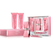 Load image into Gallery viewer, 4 Women Delicious by New Brand Parfums 4-piece Gift Set - Eau De Parfum, Shower Gel, Body Lotion & Mini Fragrance