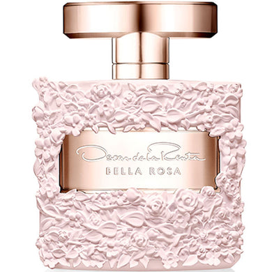 Bella Rosa for Women by Oscar De La Renta Eau De Parfum - 3.4 oz fragrance for women