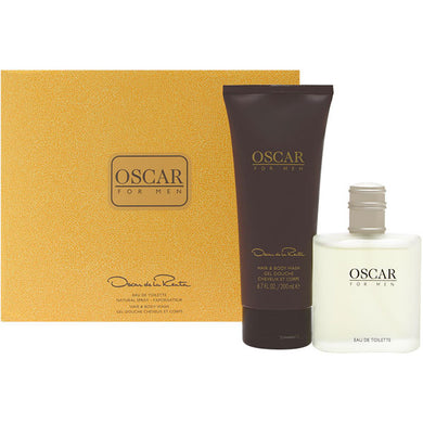 Oscar for Men by Oscar De La Renta 2-piece Gift Set - Eau De Toilette & Shower Gel perfume for men