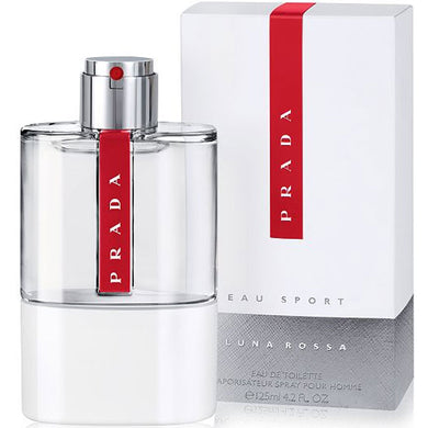 Prada Luna Rossa Eau Sport for Men Eau De Toilette - 4.2 oz fragrance for women