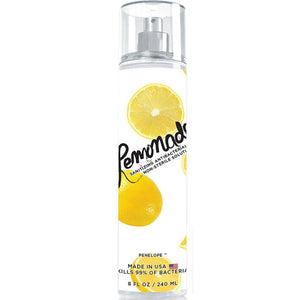 Lemonade Sanitizing Antibacterial Spray by So French Perfumes Collection by FragLuxe - 8 oz