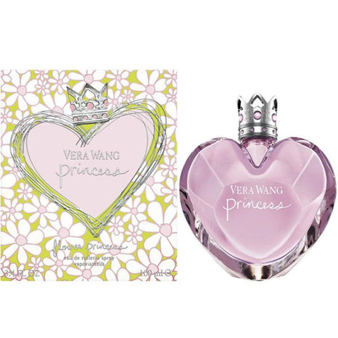 Vera Wang - Flower Princess for Women Eau De Parfum - 3.4oz-laminadeoro.com